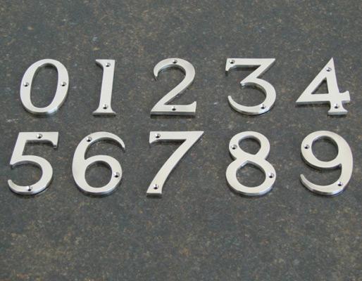 Alphabets & Numericals